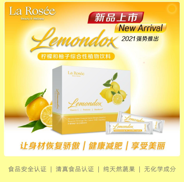 La Rosee - Lemondox