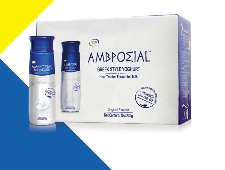 Promote AMBPOEIAL Product