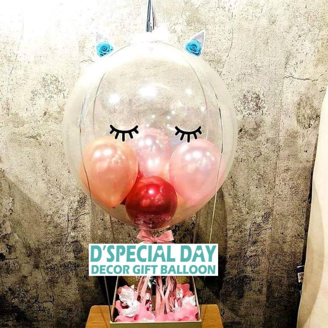 Live Streamer wanted at 【 D'Special Day Décor, Gift & Balloon 】!