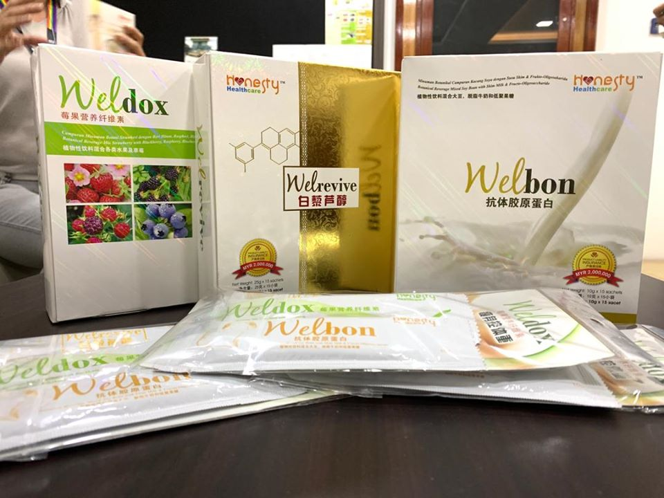 Promote Wellness Product
