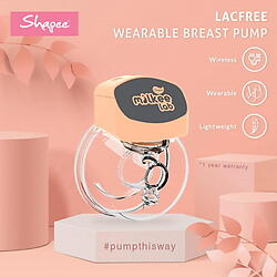 Shapee - LACFREE WEARABLE BREAST PUMP
