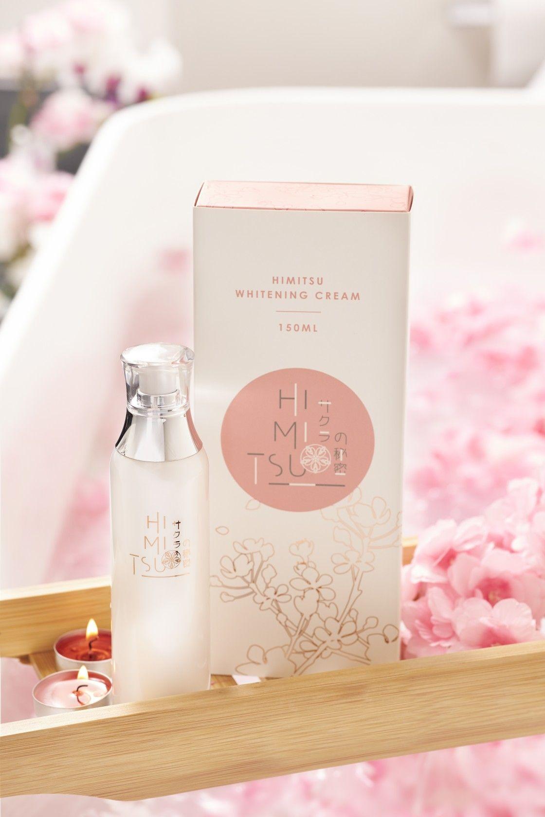 Himitsu Whitening Cream