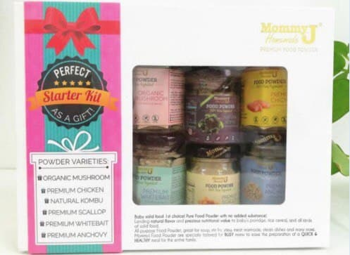 MommyJ Healthy Baby Food